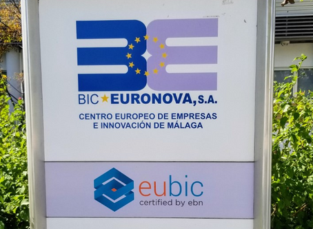 Director of BIC Euronova puts a spotlight on the social economy, a new sector for Malaga.