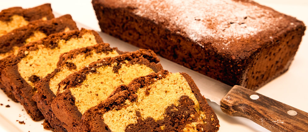 Chocolate-Pistachio Cake, pick-up Half Moon Bay, available on Saturday