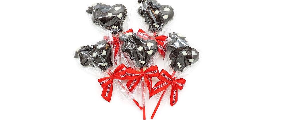 Cow Lollipops