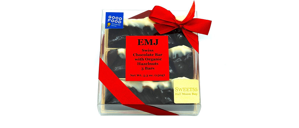 EMJ - Eiger, Mönch, Jungfrau Chocolate Snack Bar