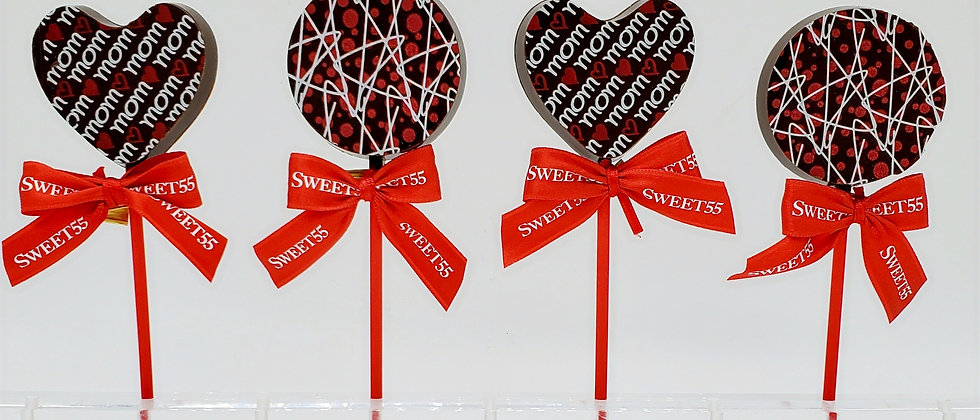 Mother's Day Lollipops