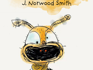 Happy Book Birthday J. Norwood Smith!