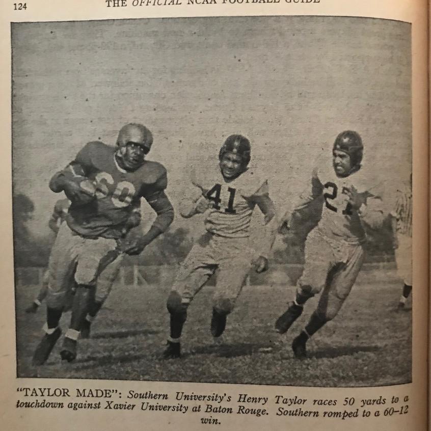 1948 Southern vs Xavier