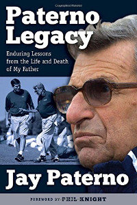 Paterno Legacy --Hard Cover Signed/Personalized Copies