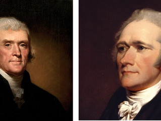 A Playoff Debate For The Ages: Jefferson vs. Hamilton
