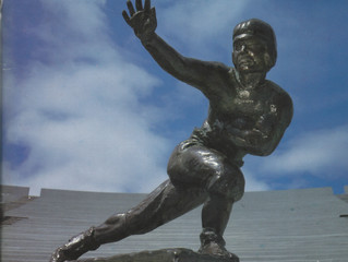 4 Down Territory: Army-Navy Game, Heisman Weekend & Must-See Heisman History