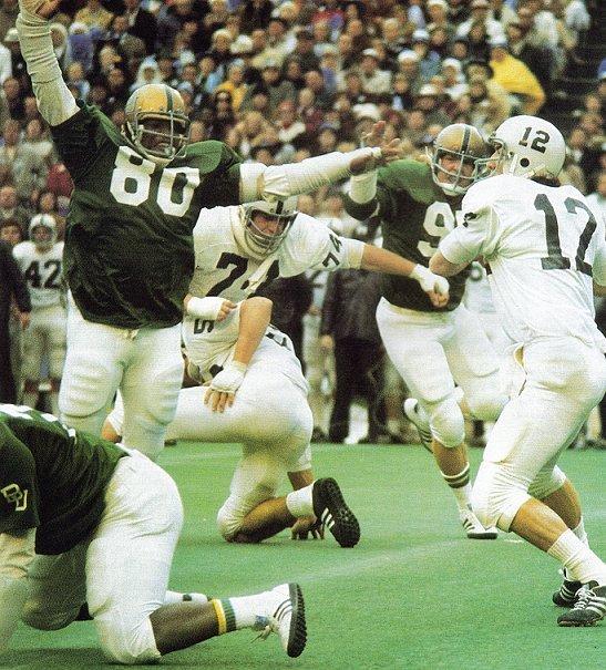 1975 Cotton Bowl PSU vs Baylor