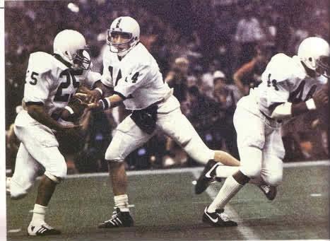 1983 PSU Sugar Bowl win Over Georgia