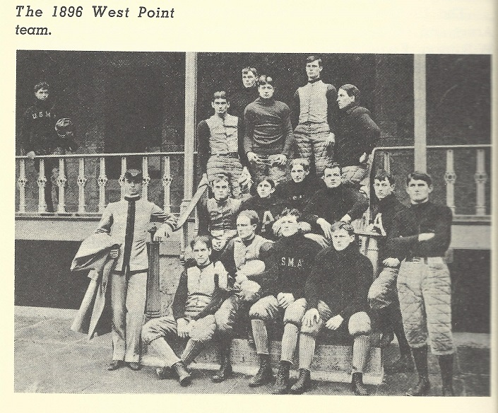 1896 Army Team Pic