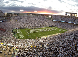 The White Out: A Sign Of Unity, A Big Tent
