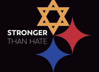 Synagogue Shooting in Pittsburgh Requires A Timeout From Writing About Football