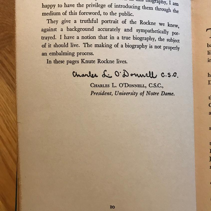 1931 Rockne Book Foreword Page 2_edited.
