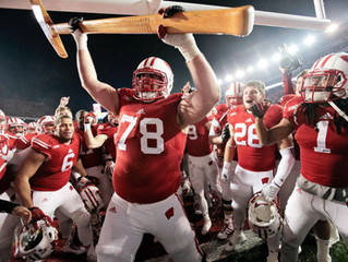 4 Down Territory: A Big Ten Christmas List, The Top Games This Weekend...