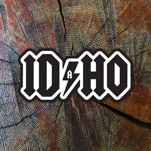 ID/HO Sticker