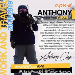 Anthony Cieza
