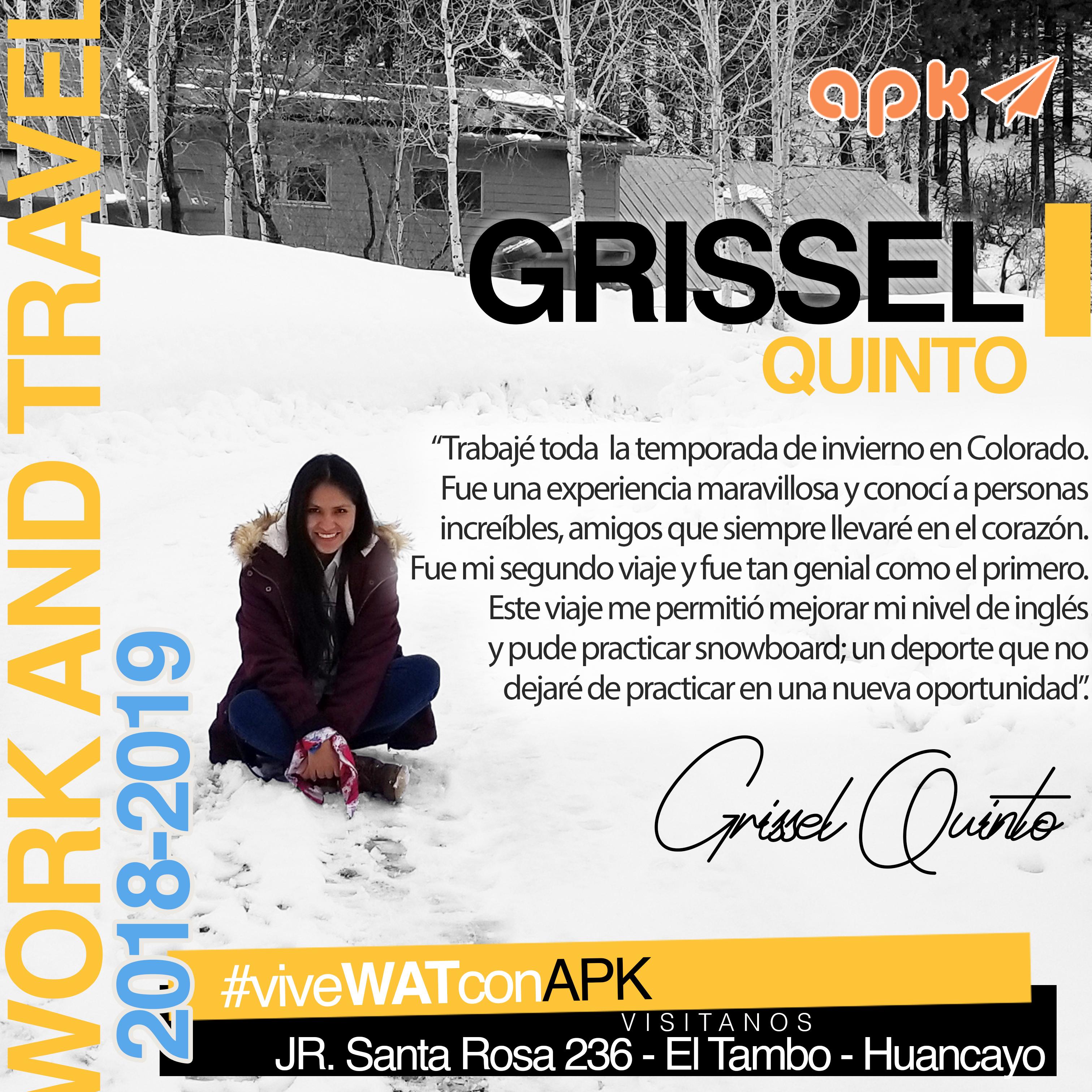 Grissel Quinto