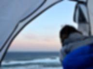 Algarve camping adventures | Lagos, Portugal