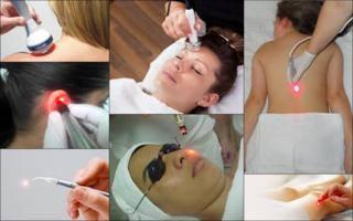 Laserterapia e acupuntura a laser