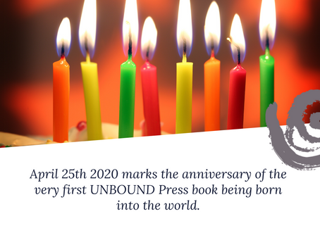 Our UNBOUND 1 Year Anniversary: The New Normal