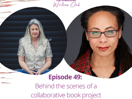 Episode 49: Behind the Scenes of a Collaborative Book Project with Sarah Parkes