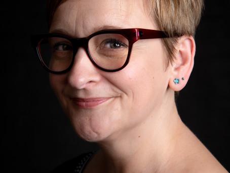 Meet the Author: Helen Rebello