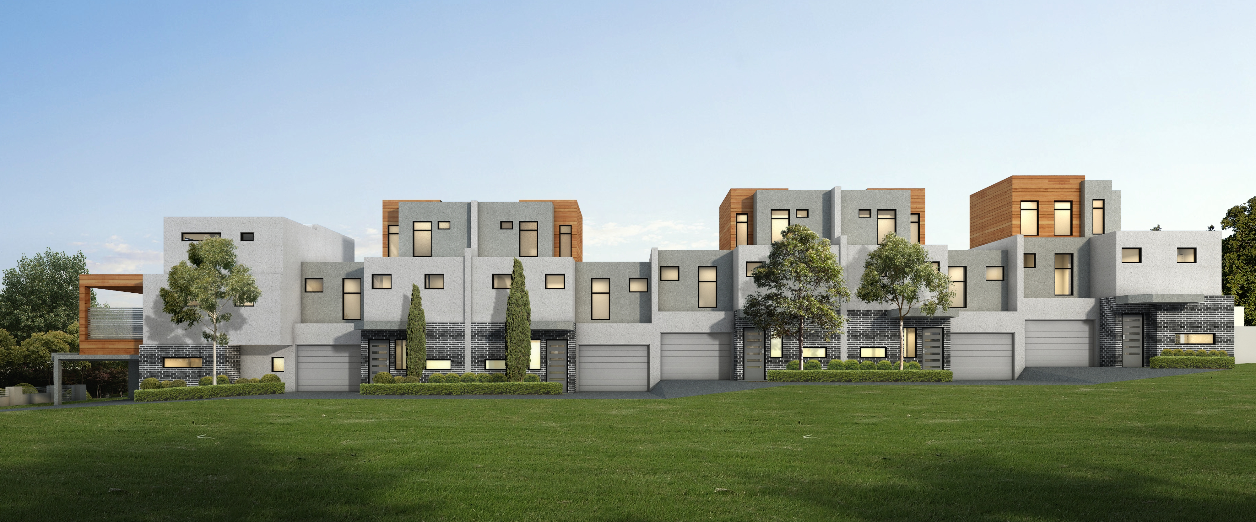 Terrance Houses