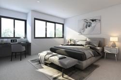 Standard Townhouse Bedroom