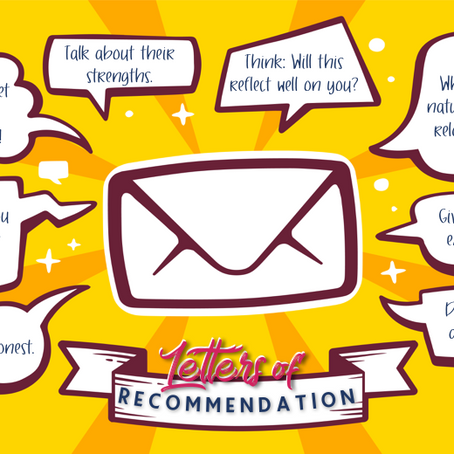 What makes a great recommendation letter?