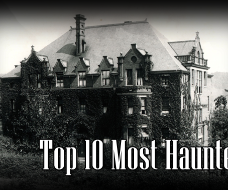 The ten most haunted colleges in the US
