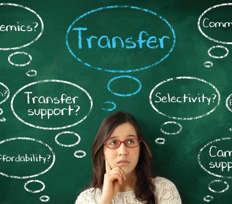 Are you considering transferring?