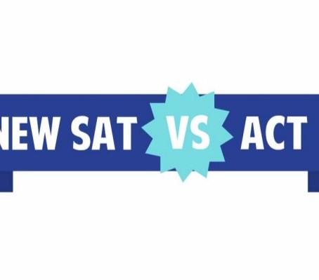 New SAT vs. ACT?