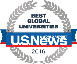 US News Best Global Universities rankings for 2016 are up!