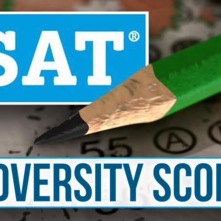 """What is the new SAT """"Adversity score""""?"""
