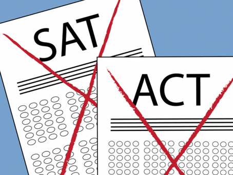 Test-optional policy will continue for the next academic year!