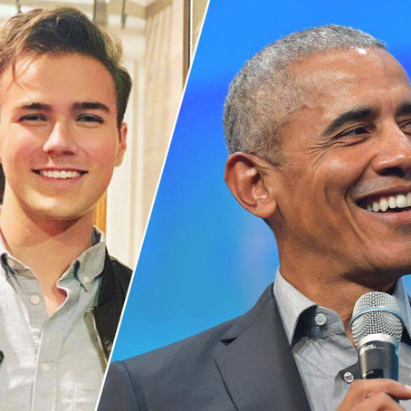 Teen asks Obama to give a National Commencement speech and he accepted!
