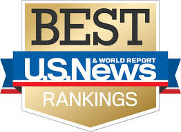 US News Rankings for 2020 are up!
