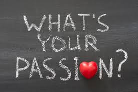 Find your passion!