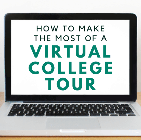 Virtual College Visits are now incredibly important!