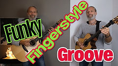Funky Fingerstyle Groove