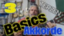 Harmonielehre Basics 3 / Akkorde - Dreiklänge