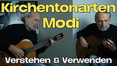 Kirchentonarten - Modi | Verstehen & Verwenden