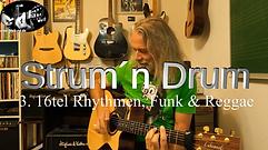 Strum´n Drum 3 / Guitar Percussion