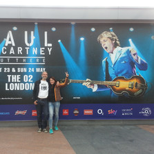 Paul McCartney London