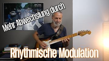 Rhythmische Modulation