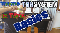 Harmonielehre Basics 1 /  Das Tonsystem