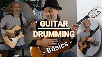 Guitar Drumming