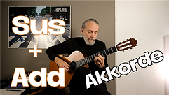 Sus & Add Akkorde