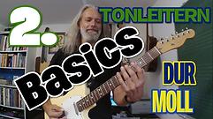Harmonielehre Basics 2 / Tonleitern