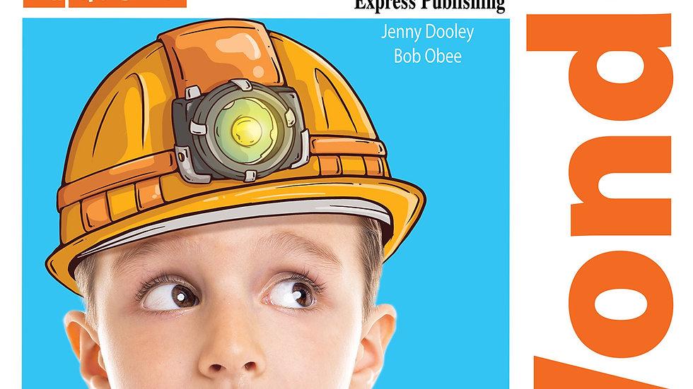 i Wonder Starter, 1–6 Pupil's Book (with iEBook)