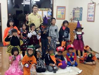 ハロウィンパーティー☆(二の宮教室)